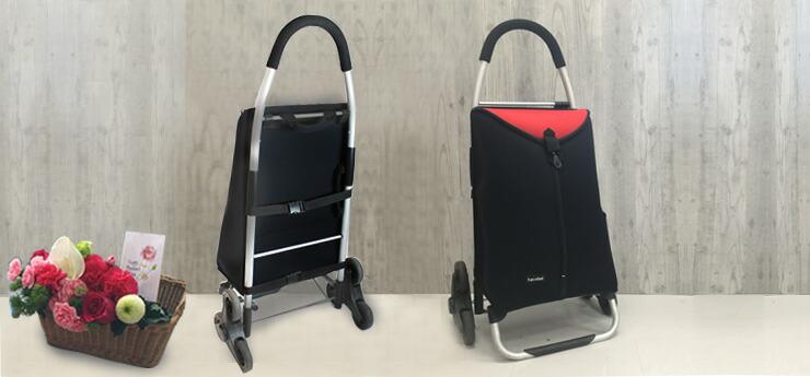 【SALE!】【送料無料】hacobelショッピングカート6輪T468