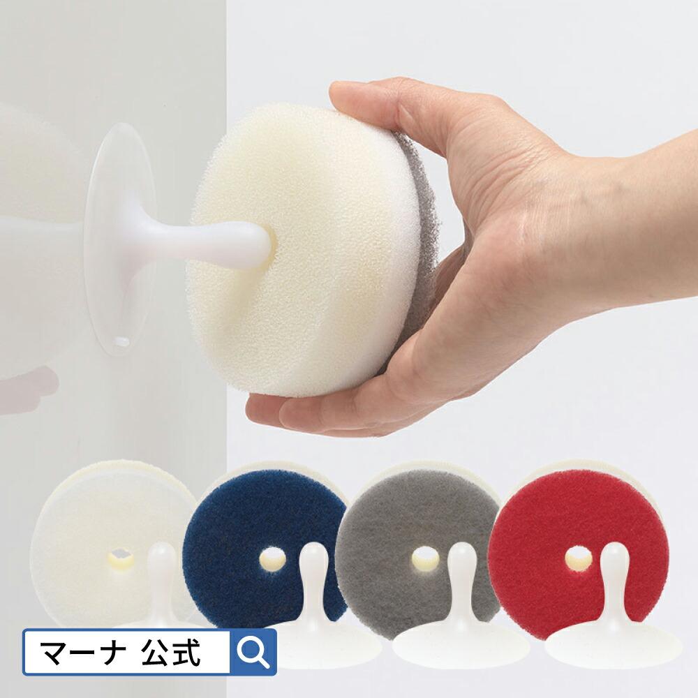 POCO キッチンスポンジ K676 (吸盤付き)