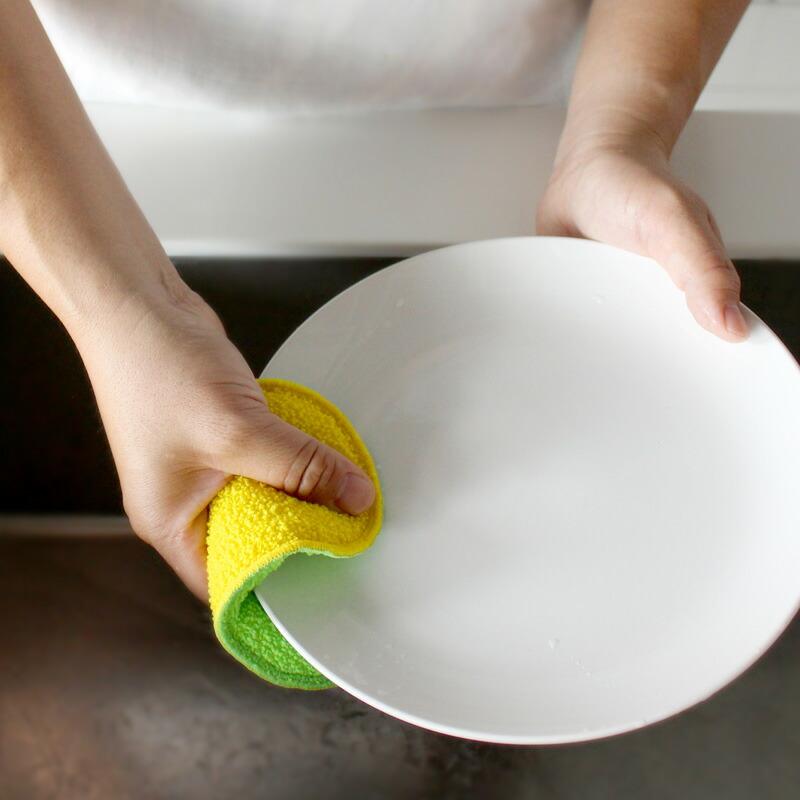 マーナこれは使える!食器洗いスポンジ005