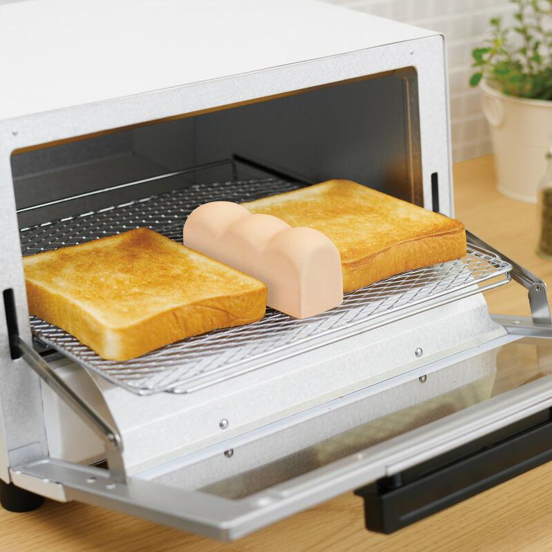 トーストスチーマー(ホワイト) K713