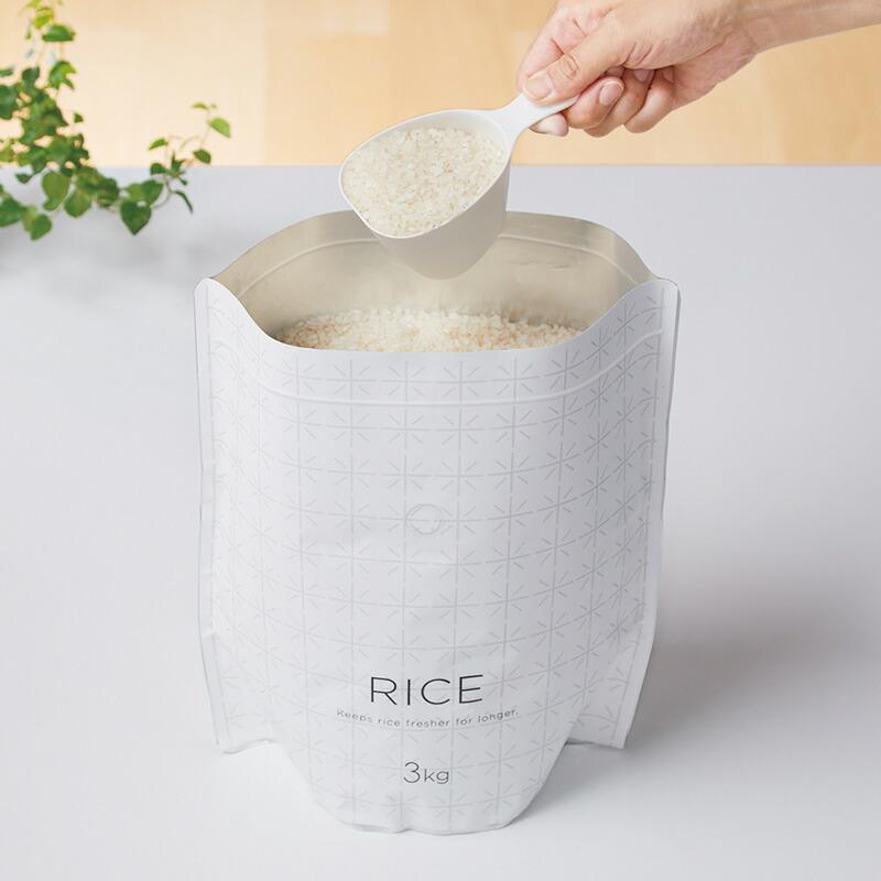極 お米保存袋 K737
