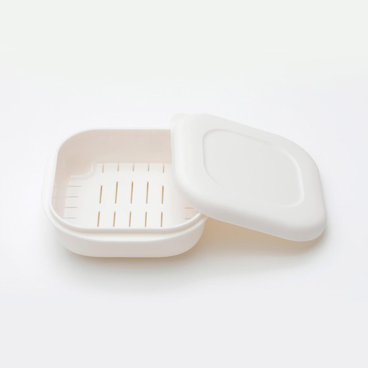マーナ 極冷凍ごはん容器2個入り K748