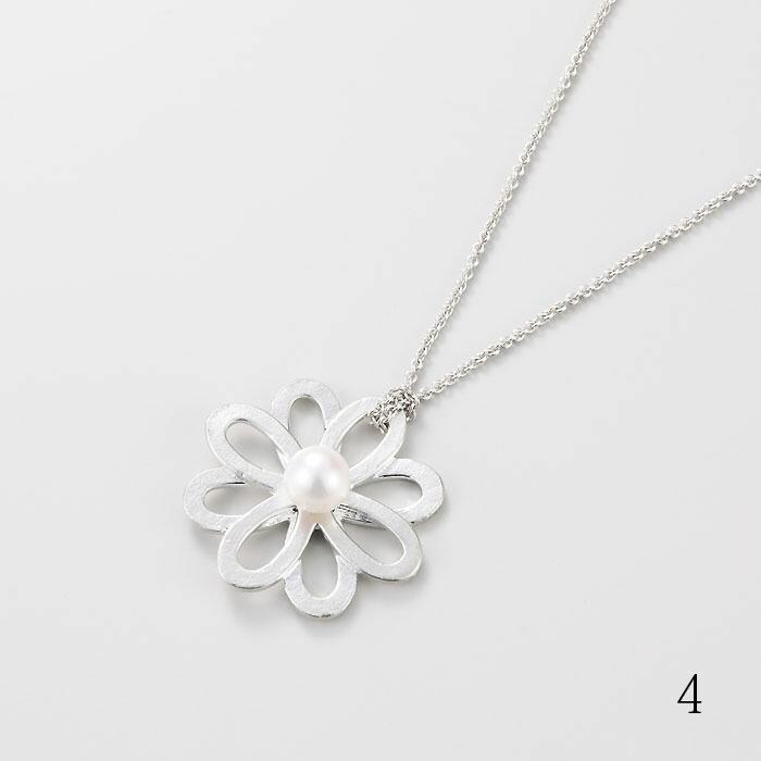 ペンダント-Space Flower