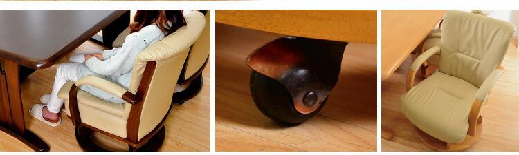 テーブル200cm幅+チェア6脚のダイニング7点セット【AGNE】アグネ