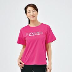 PARIS SPORTS ゆるロゴTシャツ