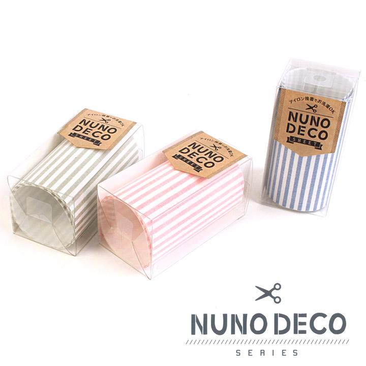 NUNO DECO SHEET 15 たてじま