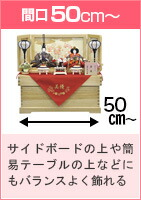 間口〜50cm