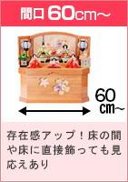 間口〜60cm