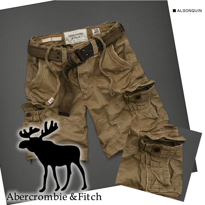 shushubiz | Rakuten Global Market: Abercrombie mens half cargo ...