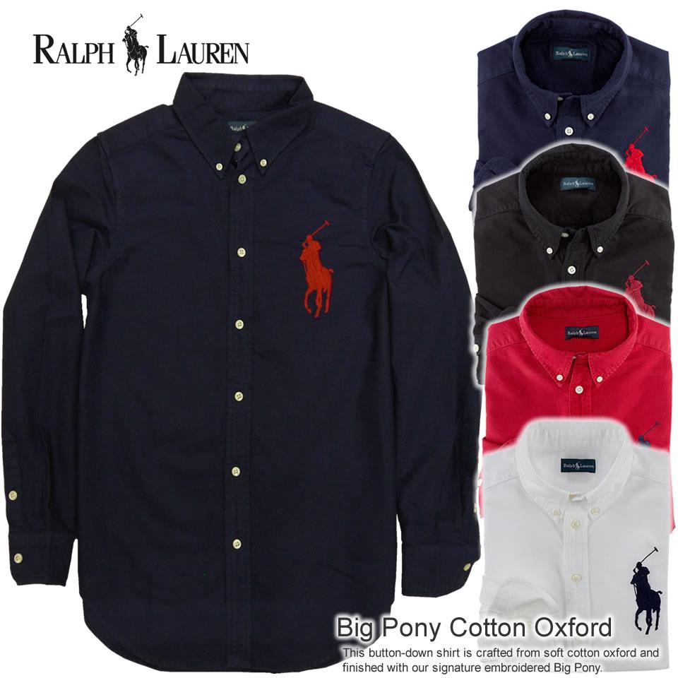 Ralph Lauren Mens Xl Long Sleeve Buttondown Womens Ralph Lauren Polo