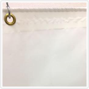 【不燃】半透明ビニールカーテン0.27mm厚