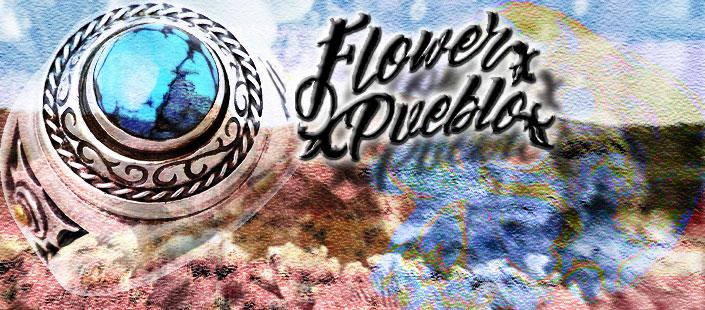 Flower Pueblo(フラワープエブロ) シルバーアクセサリー
