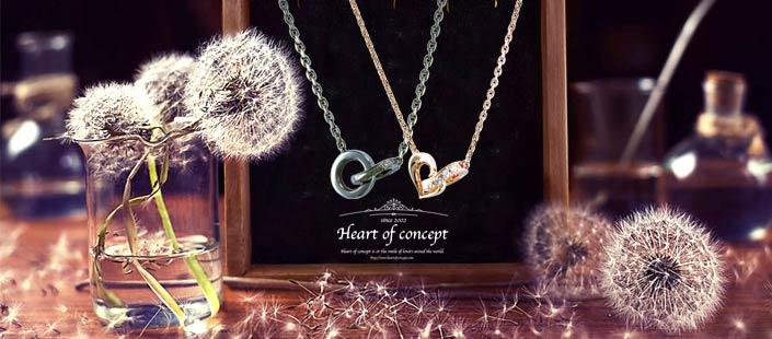 HEART OF CONCEPT(ハートオブコンセプト) シルバーアクセサリー