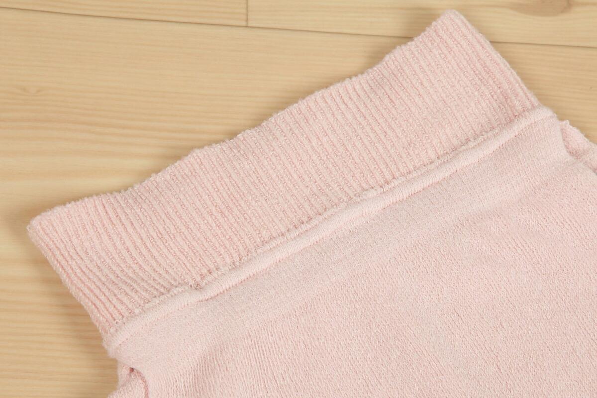 冷えとり くろっちパンツ シルク&リネン