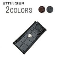 エッティンガー ETTINGER キーケース 4-hook key case CC840AJR