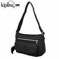 キプリング ショルダーバッグ ブラック SYRO BLACK K13163-900