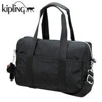 キプリング ボストンバッグ/2way 斜め掛けバッグ ブラック Kipling PRACTI-COOL BLACK K15294-900