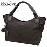 キプリング ショルダーバッグ ダークブラウン Kipling SARANDE N EXPRESSO BROWN K15341-740