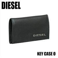 ディーゼル キーケース/6連 ブラック HEAD-UP KEY CASE 0 X03458 P0685 T8013