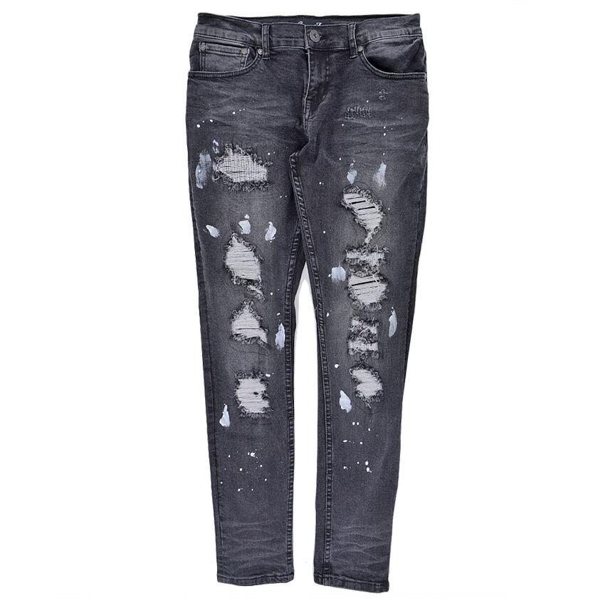 SILVER BULLETのパンツ・ズボン/デニムパンツ・ジーンズ BLK(ブラック)