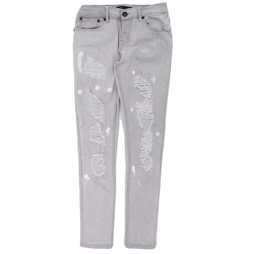 SILVER BULLETのパンツ・ズボン/デニムパンツ・ジーンズ L.GRY(ライトグレー)
