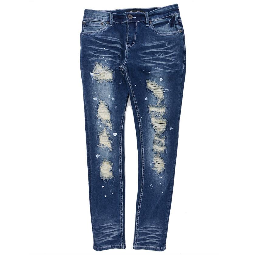 SILVER BULLETのパンツ・ズボン/デニムパンツ・ジーンズ IND(インディゴ)
