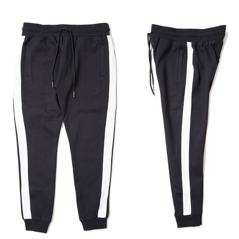 SILVER BULLETのパンツ・ズボン/スウェットパンツ|BLK×WHT(ブラック×ホワイト)
