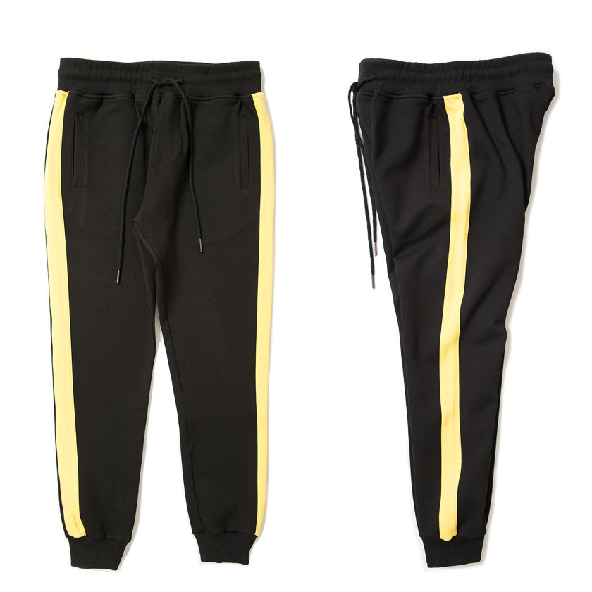 SILVER BULLETのパンツ・ズボン/スウェットパンツ|BLK×YEL(ブラック×イエロー)