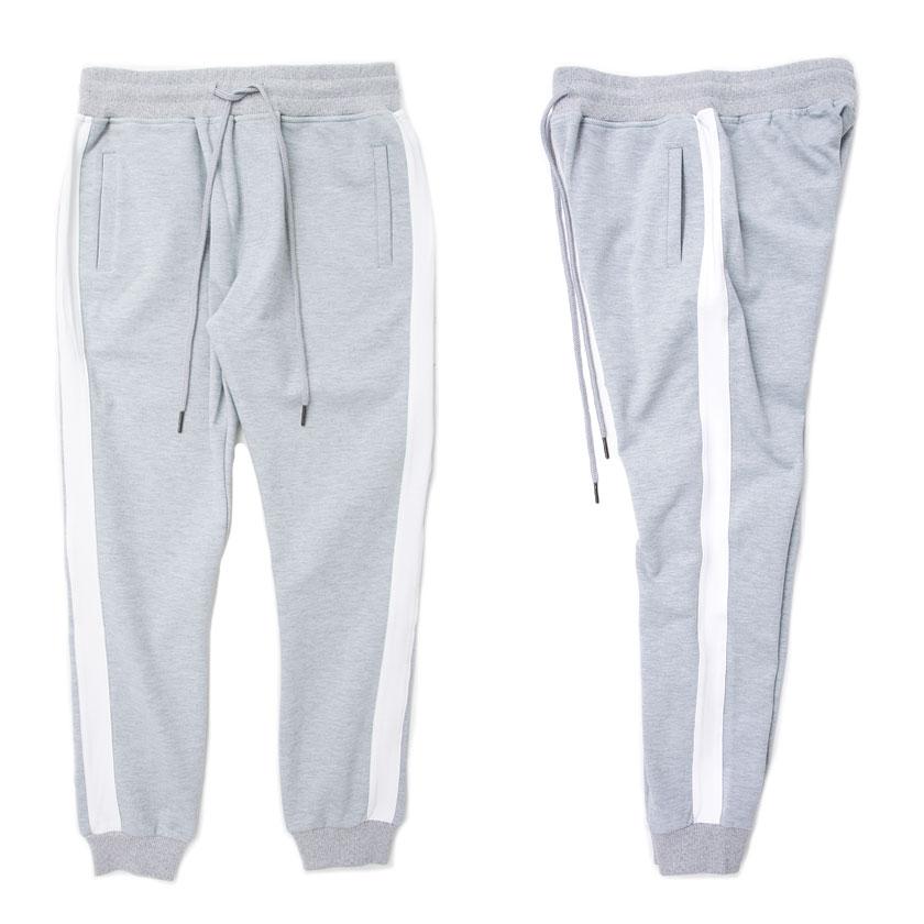 SILVER BULLETのパンツ・ズボン/スウェットパンツ|GRY×WHT(グレー×ホワイト)