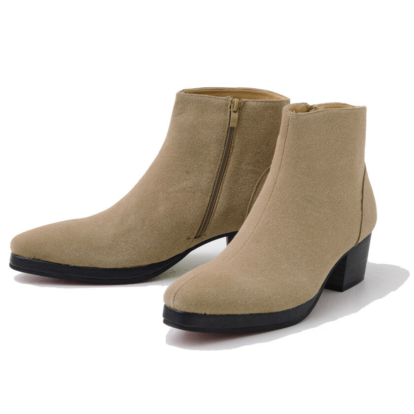 SILVER BULLETのシューズ・靴/ブーツ|BEG.S(ベージュスエード)