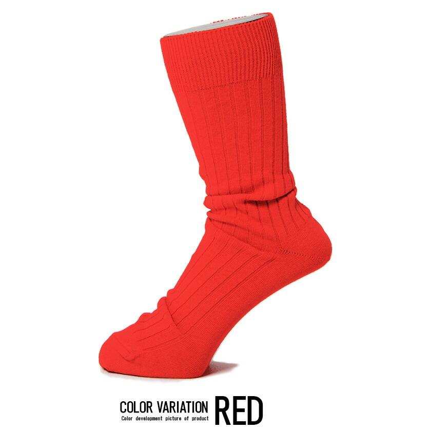 SILVER BULLETのインナー・下着/靴下・ソックス|60(RED/レッド)