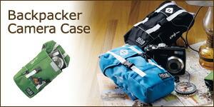 バックパッカーカメラケース/Backpacker Camera Case