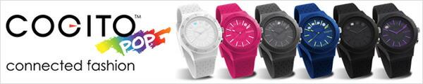 COGITO POP/コジトポップ Bluetooth腕時計 Smart watch