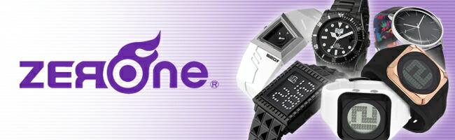 ZERONE/ゼロワンブランド腕時計