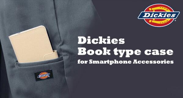Dickies Book type case チノ ディッキーズ スマホケース 手帳型 ブックタイプ