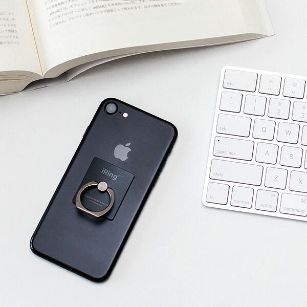FLUX iRing アイリング iPhone スマホ スタンド 車載ホルダー 限定カラー リング 落下防止