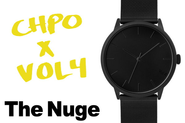 CHEAPO チーポ スウェーデン 北欧 人気 腕時計 14232JJ