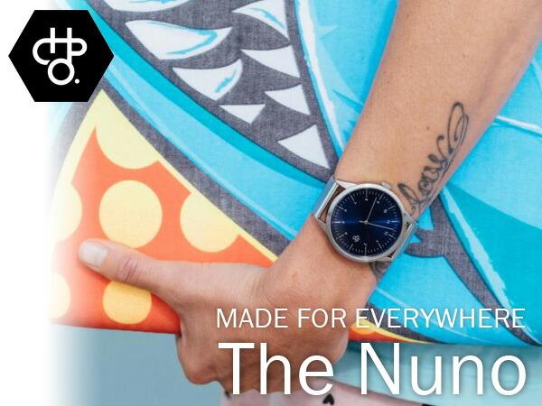 CHEAPO チーポ NUNO スウェーデン 北欧 人気 腕時計 14235AA 14235BB