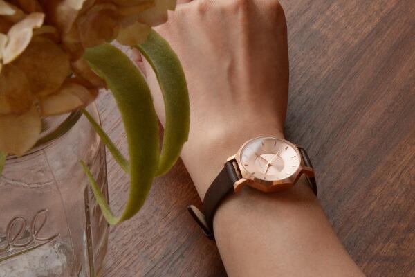 2年保証 KLASSE14 クラス14 クラッセ 腕時計 OKTO 28mm IL BRACIALE ブレスレット付き OK17RG001S