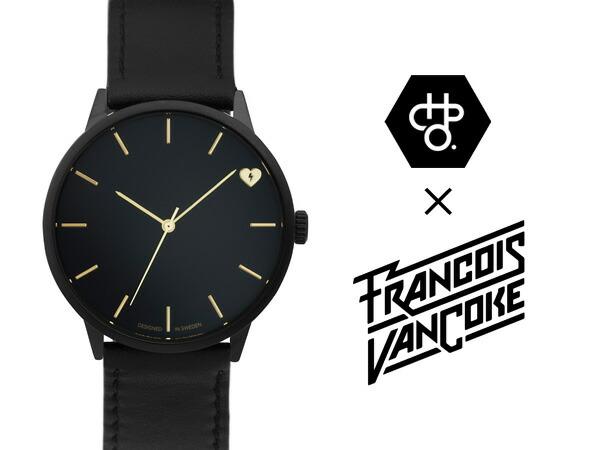 CHPO チーポ スウェーデン 北欧 人気 腕時計 khorshid VAN COKE