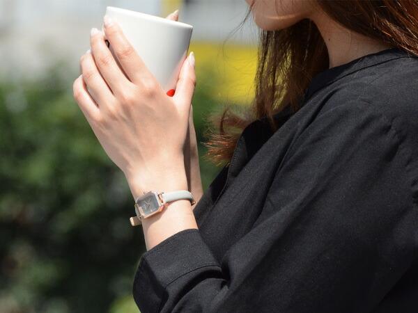 RELAX YASUMI レディース腕時計 アナログ  ダニエルウェリントン
