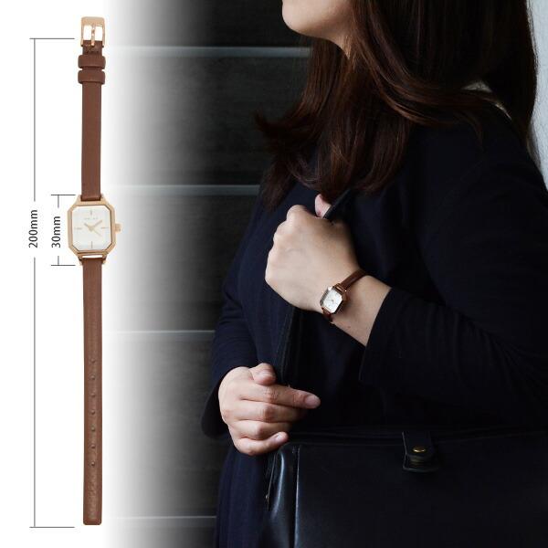 RELAX YASUMI レディース腕時計 アナログ