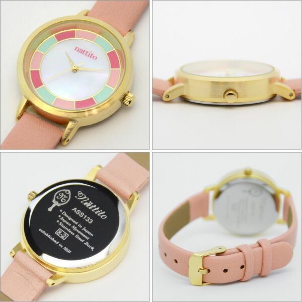 nattito ASS133 腕時計 イサミ