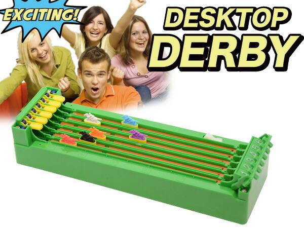 デスクトップダービー 卓上 競馬ゲーム