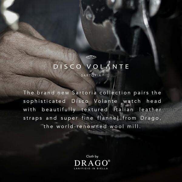 KLASSE14 クラス14 DISCO Volante 36mm 革ベルト