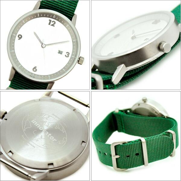 innovator BALD イノベーター ボールド 腕時計 スウェーデン 北欧 正規品