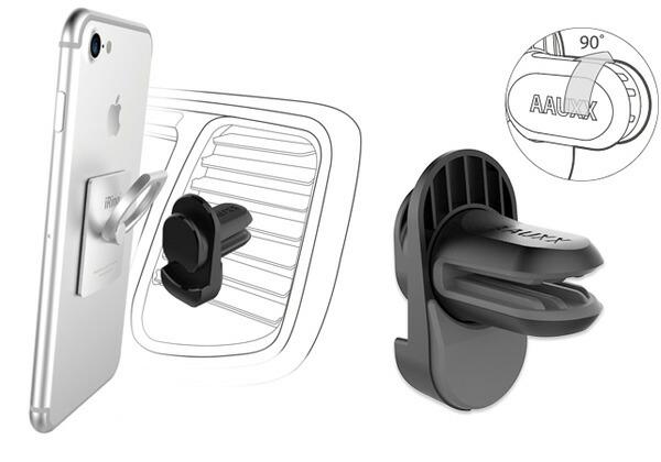 iRing Hook  Air vent UMS-IR04 車内 エアコン通気口 フック