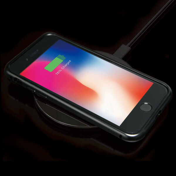 LUPHIE Magnetic Bumber Case マグネティックバンパーケース iPhone7 iPhone8