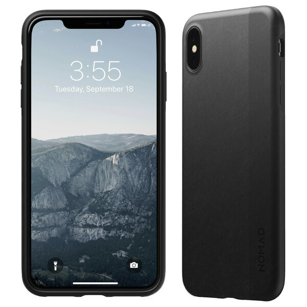 NOMAD ノマド Carbon Case iPhone XS MAX