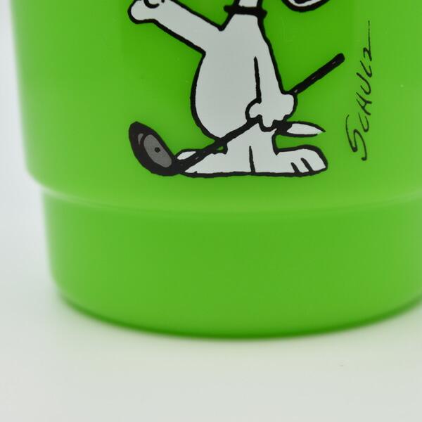 ピーナッツ PEANUTS プラスティックマグ PLASTIC MUG スヌーピー
